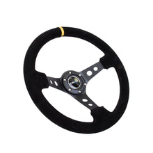 NRG RST-006S-Y Deep Dish Steering Wheel - Overdrive Auto Tuning, Steering Wheels auto parts