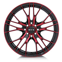 "RTX Vertex Red Wheel (16/17/18/20"") - Overdrive Auto Tuning, Wheels auto parts"