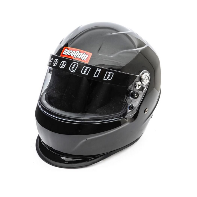 Racequip PRO15 Snell 2015 Closed Face Helmet - Overdrive Auto Tuning, Driving Gear auto parts