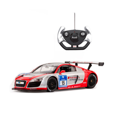 RASTAR Audi R8 LMS 1:14 RC Model Car - Overdrive Auto Tuning, Model Cars auto parts