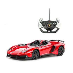 RASTAR Lamborghini Aventador J 1:12 RC Car Model - Overdrive Auto Tuning, Model Cars auto parts