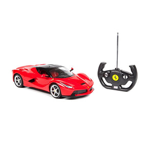 RASTAR Ferrari LaFerrari 1:14 RC Model Car - Overdrive Auto Tuning, Model Cars auto parts