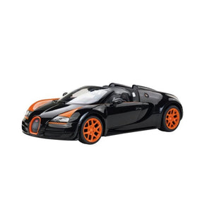 RASTAR Bugatti Veyron 16.4 Grand Sport Vitesse 1:14 RC Model Car - Overdrive Auto Tuning, Model Cars auto parts