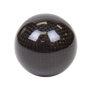 NRG SK-300BC Black Carbon Fiber Ball Universal Shift Knob - Overdrive Auto Tuning, Shift Knobs auto parts