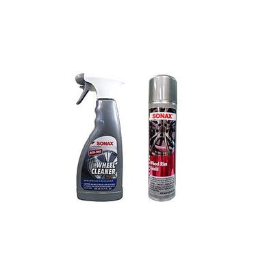 SONAX Wheel Cleaner + Rim Shield Combo - Overdrive Auto Tuning, Detailing Products auto parts