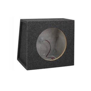 Scosche HD12 Loaded Subwoofer Enclosure (Open Box) - Overdrive Auto Tuning, Car Audio auto parts