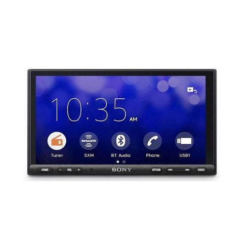 Sony XAV-AX7000 High-Powered Media Receiver (Android/CarPlay)