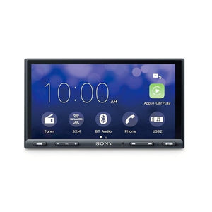 Sony XAV-AX5000 Media Receiver (Android/CarPlay) - Overdrive Auto Tuning, Car Audio auto parts