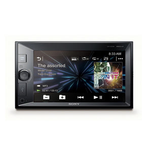 Sony XAV-V631BT Digital Media Receiver - Overdrive Auto Tuning, Car Audio auto parts