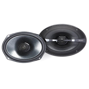 "Sony XS-GS6921 6x9"" 2-Way Coaxial Speakers - Overdrive Auto Tuning, Car Audio auto parts"