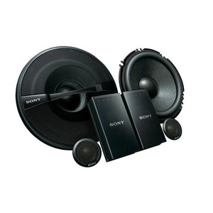"Sony XS-GS1621C 6.5"" 2-Way Component Speaker System - Overdrive Auto Tuning, Car Audio auto parts"
