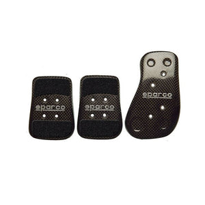 Sparco Carbon Pedal Set - Overdrive Auto Tuning, Interior Accessories auto parts