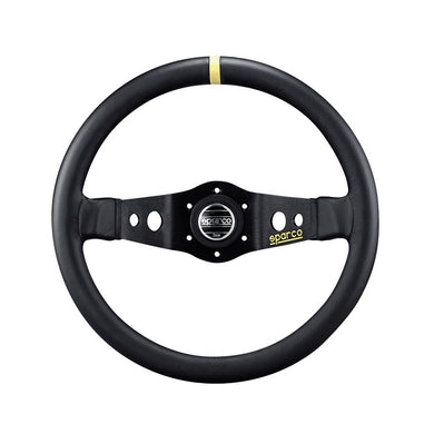 Sparco R215 Steering Wheel - Overdrive Auto Tuning, Steering Wheels auto parts