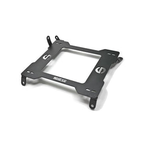 Sparco 600 Series Flat Seat Bracket - Overdrive Auto Tuning, Seats auto parts