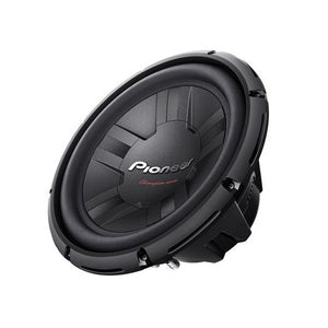 "Pioneer TS-W311D4 12"" Dual Voice Coil 4 Ohm Subwoofer - Overdrive Auto Tuning, Car Audio auto parts"