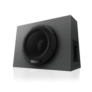 "Pioneer TS-WX1210A 350W Powered 12"" Subwoofer - Overdrive Auto Tuning, Car Audio auto parts"