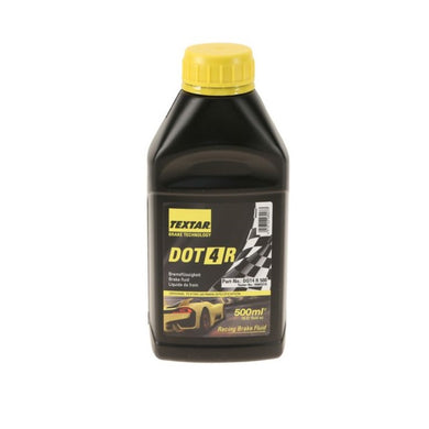 Textar DOT4 Racing Brake Fluid 0.5L - Overdrive Auto Tuning, Lubricants and Additives auto parts