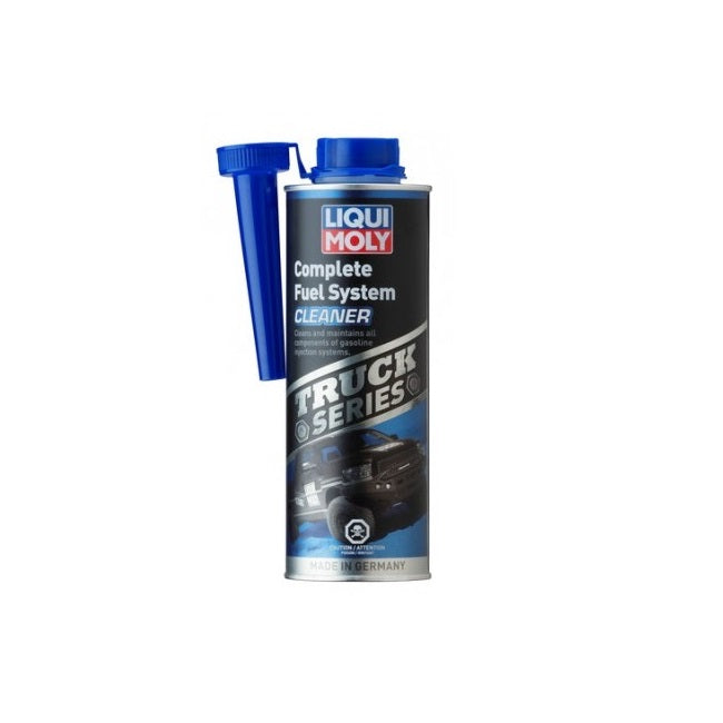 Liqui Moly Truck Series Complete Fuel System Cleaner - Overdrive Auto Tuning, Lubricants and Additives auto parts