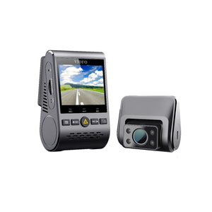 VIOFO A129 Duo IR 2-Channel Dash Cam - Overdrive Auto Tuning, Dash Cam auto parts