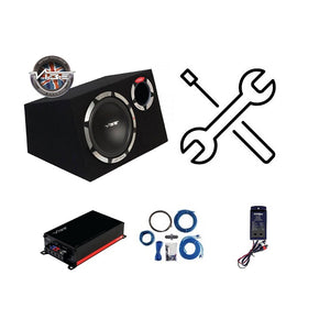 Vibe Amplifier + Subwoofer Installation Special