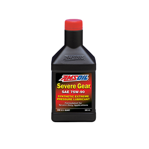 AMSOIL Severe Gear 75W-90 Synthetic Gear Oil
