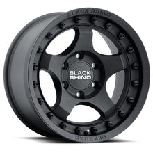 Black Rhino Bantam Wheels
