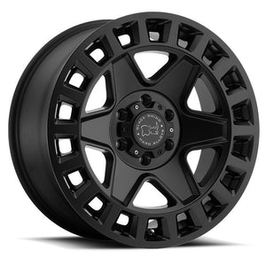 Black Rhino York Wheels
