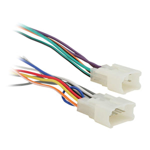 Metra 70-Series Radio Harnesses - Overdrive Auto Tuning, Car Audio auto parts