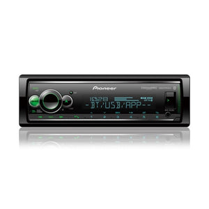 Pioneer MVH-S522BS Mechless Receiver - Overdrive Auto Tuning, Car Audio auto parts