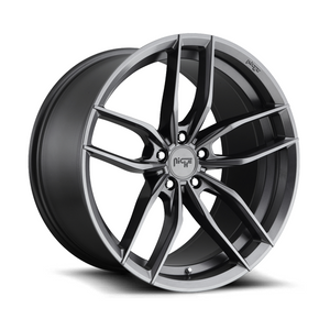 "Niche Vosso Anthracite Wheel (18/19/20/22"") - Overdrive Auto Tuning, Wheels auto parts"