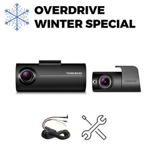 WINTER SPECIAL: Thinkware F100 2CH