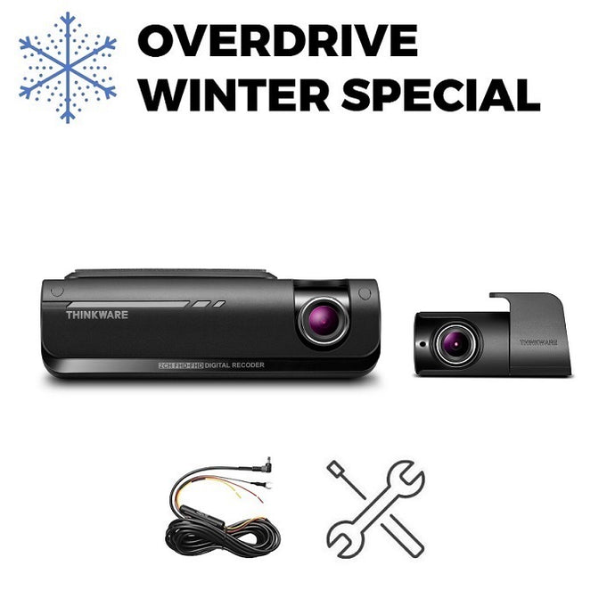 WINTER SPECIAL: Thinkware F770 2CH
