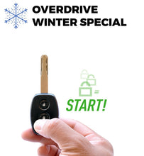 WINTER SPECIAL: Remote Starter Package - Overdrive Auto Tuning, Car Security auto parts