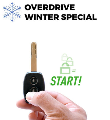 WINTER SPECIAL: Remote Starter Package