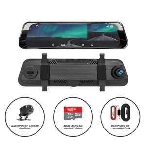 RDTK R20X Pro Duo Install Package - Overdrive Auto Tuning, Dash Cam auto parts