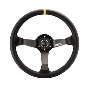 Sparco R345 Steering Wheel - Overdrive Auto Tuning, Steering Wheels auto parts