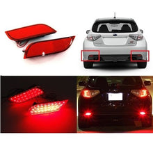 Subaru Impreza Hatchback LED Reflector Lights - Overdrive Auto Tuning, Lighting auto parts