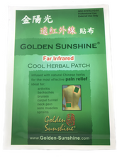 Golden Sunshine COOL Herbal Patch