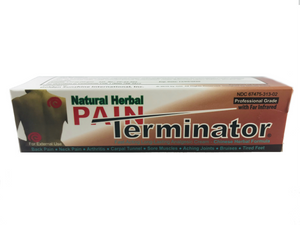 PAIN Terminator Analgesic Cream (50g)