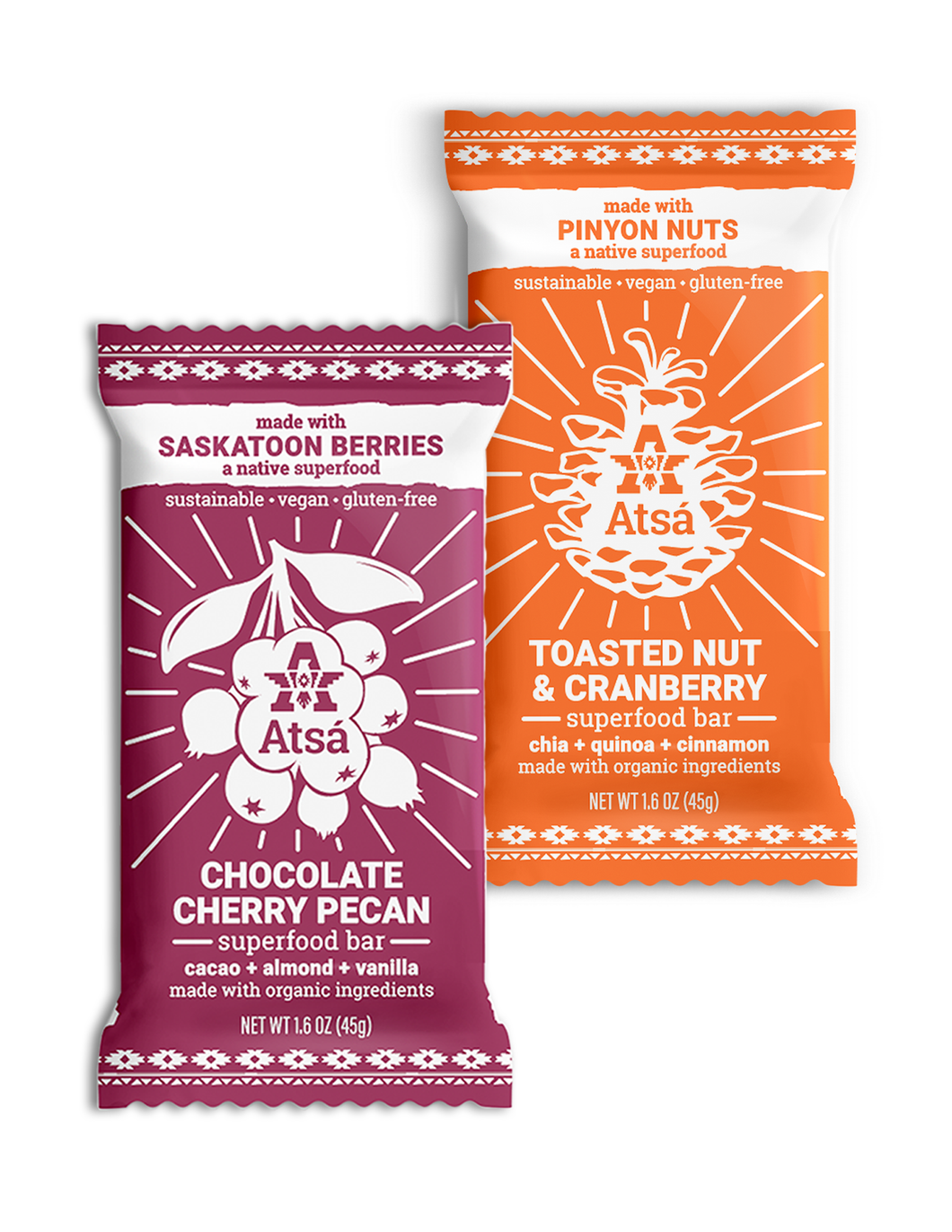 Superfood Bar Variety Pack
