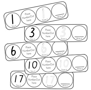 NumberDot Numeracy Activities (Digital Download)