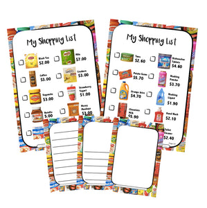 My Shopping List (Digital Download)