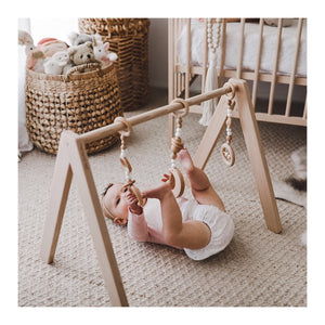 'Vera' Wooden Baby Play-gym (Frame Only) *PREORDER*
