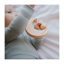 Luna Rattle Teether