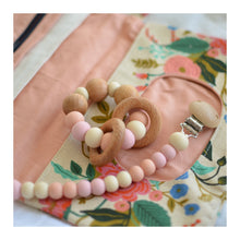 Silicone Rattle Teether