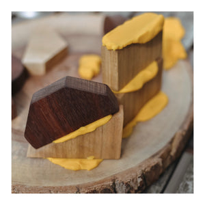 2D Shape Puzzle Blocks