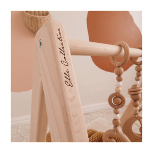 'Vera' Wooden Baby Play-gym (Frame Only)