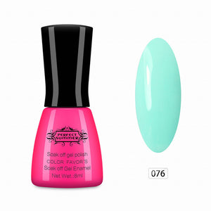 Perfect Summer Soak Off Gel Polish - NailCareHub