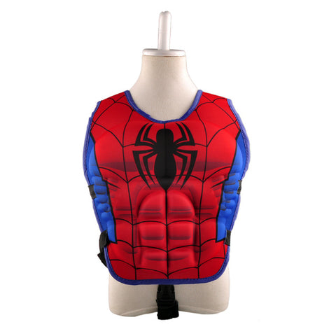 Image of secure super hero swimming life jacket Favorite