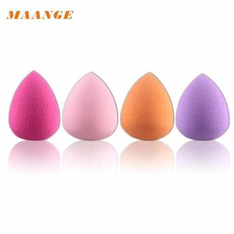 Image of 4pcs makeup sponge foundation